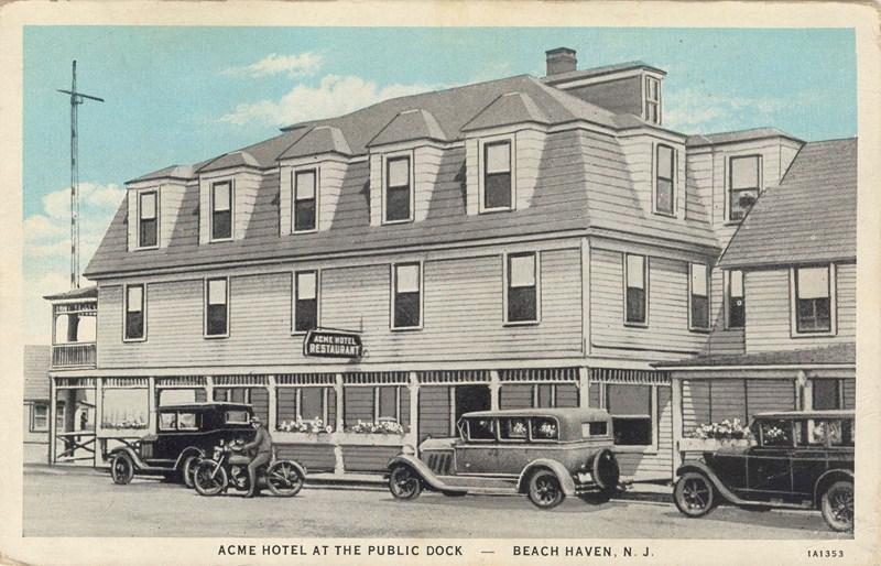 Acme Hotel Beach Haven Nj