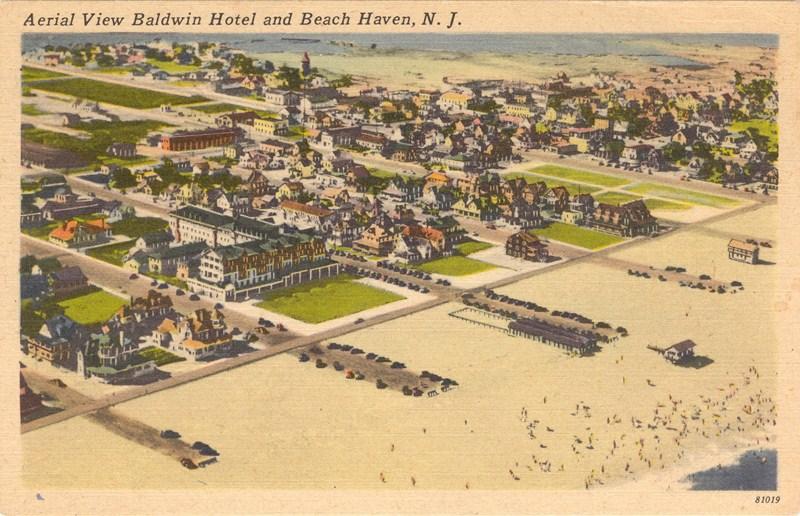 Baldwin Hotel Beach Haven Nj