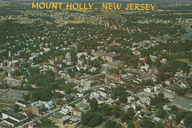 Aerial View, Mt. Holly. NJ [800x532]