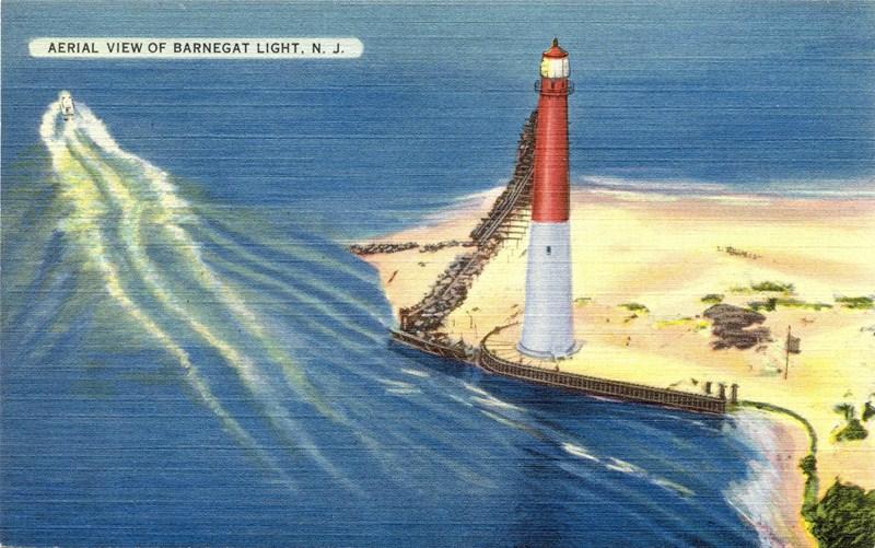 Barnegat light for Miss barnegat light fishing report