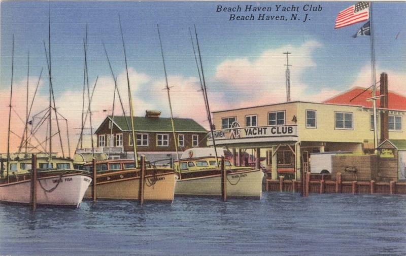Beach Haven Yacht Club History