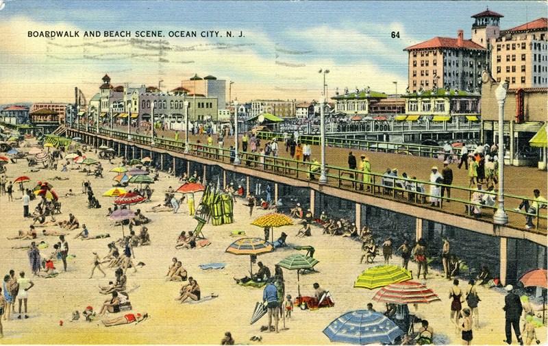 Ocean City Beach Nj Address