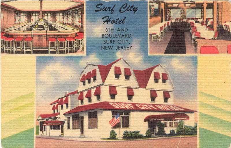 Surf City Hotel 8th Boulevard Nj 800 512