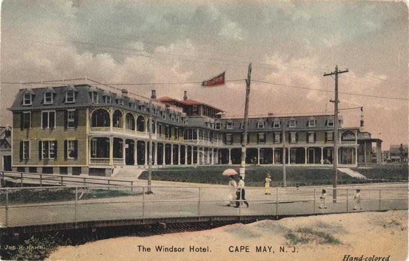 Cape may amp wildwood nj images historical society of riverton nj