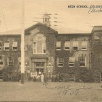 High School, Collingswood, NJ 1939