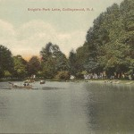 Knight's Park Lake, Collingswood, NJ