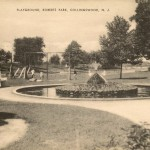 Playground, Roberts Park, Collingswood, NJ