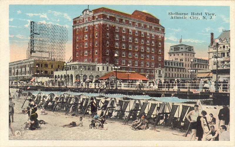 Shelburne Hotel, Atlantic City, NJ [800×500]