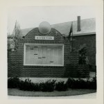 Riverton's War Memorial c.1946