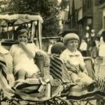 Elsie and John Showell, July 4, 1920
