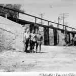 009_1926 July L-R Nickles, Prisco, Fenton - J.F. Yearly photo