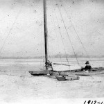 1917-18 Albert on the Delaware -  winter