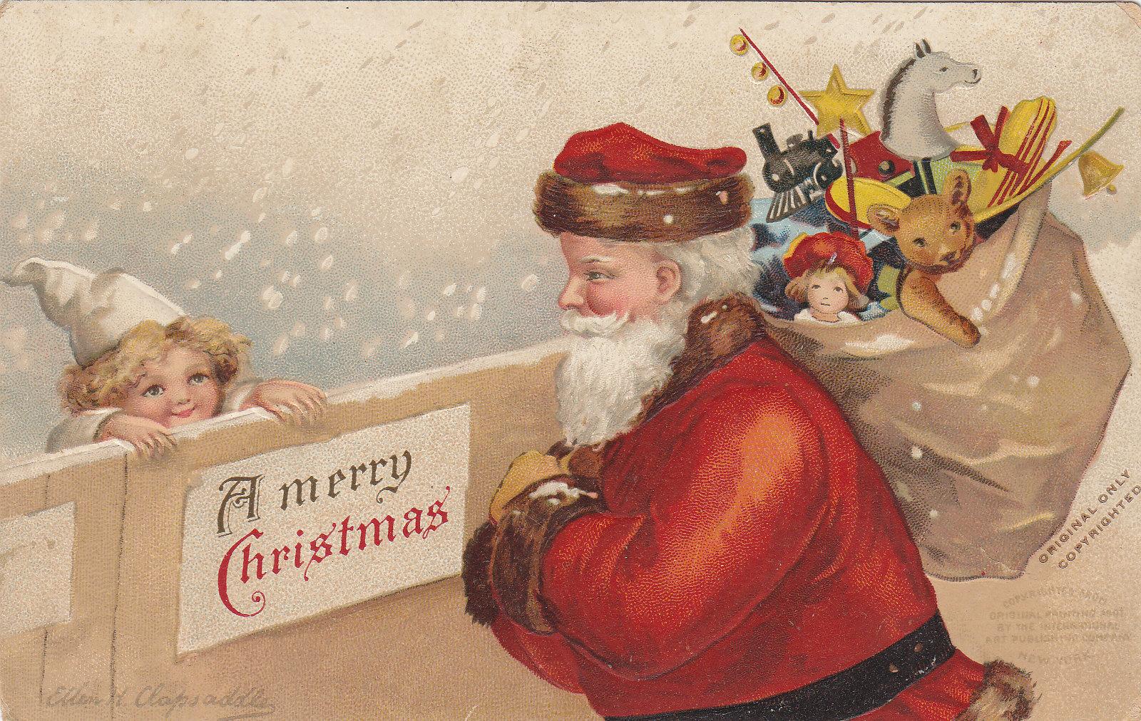 Apos;Allo 'Allo! - Wikipedia Vintage santa clause pictures
