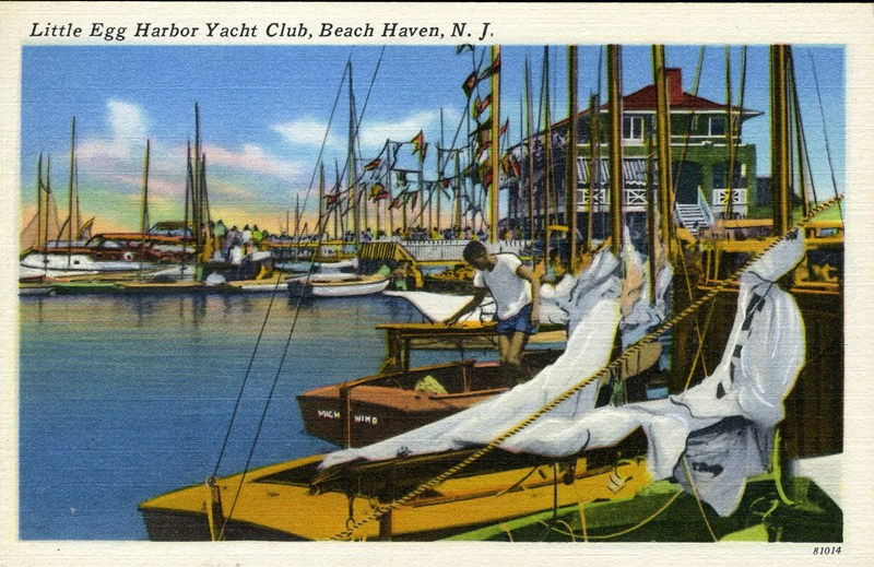 Little Egg Harbor Yacht Club, Beach Haven, NJ 1
