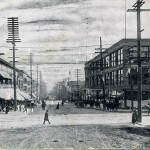 Second Ave., from Pike Street, Seattle, Wash. 1907