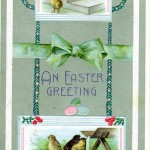 An Easter Greeting 1909