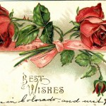 "Best Wishes 1909 postmark "" I am in Colorado and wish you were here."""