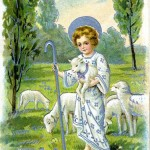 Easter Greetings 1909