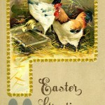 Easter Greetings 1910