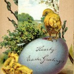 Hearty Easter Greetings 1907