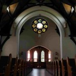 Interior - Christ Episcopal Church, Riverton, NJ