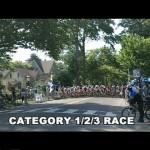 2012 Criterium Cat 1,2,3 Race screenshot - see video clip below