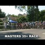 2012 Criterium Masters 35+Race screenshot - see video clip below