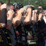 Nam Knights is a military and law enforcement motorcycle club with 49 chapters in the US and Canada.http://www.namknights.org/