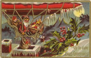 Up to Date X'mas Greetings, 1909 E.H. Conwell
