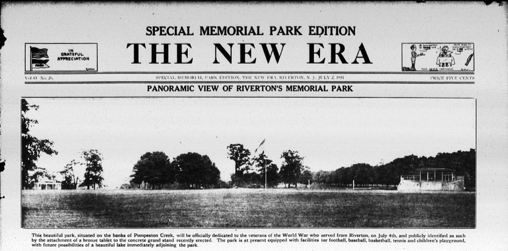 New Era, 7-2- 1931 Memorial Park