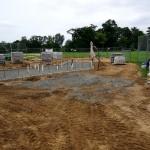Grandstand construction 07-24-2013 01