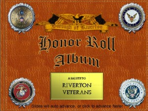 Honor Roll Album screenshot