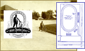 bicycle track collage