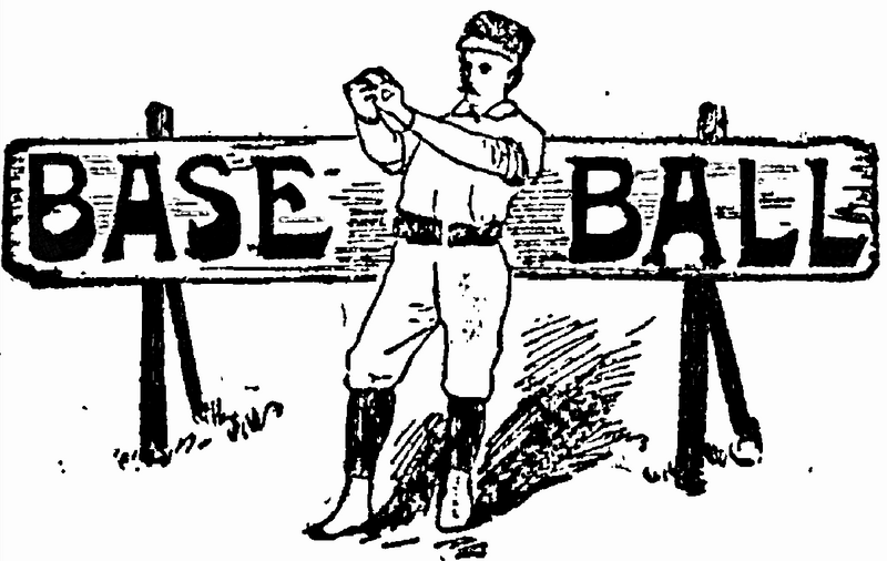 Vintage Baseball Graphic