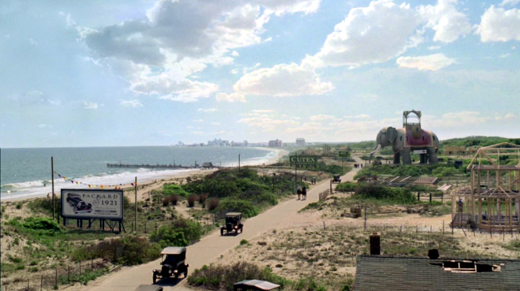 Boardwalk Empire, Season Two, Episode 5, Opening Scene
