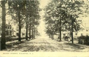 Henry Street - Palmyra, NJ 1926