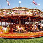 Pride of London Carousel, IMAGE CREDIT Flickr