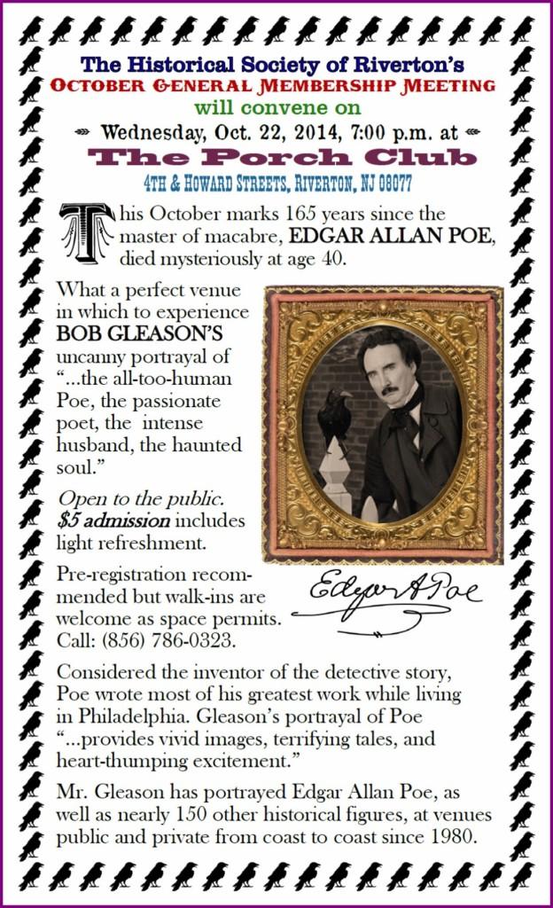 Gleason-Poe publicity