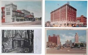 postcard scans courtesy of Ed Centeno