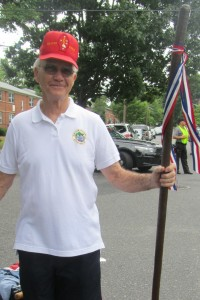 Mayor Bill Brown, July 4, 2014