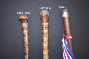 July 4th Parade batons