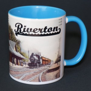 #5 Riverton passenger train station