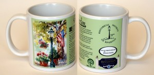 Rosemary Hutchins HSR mug