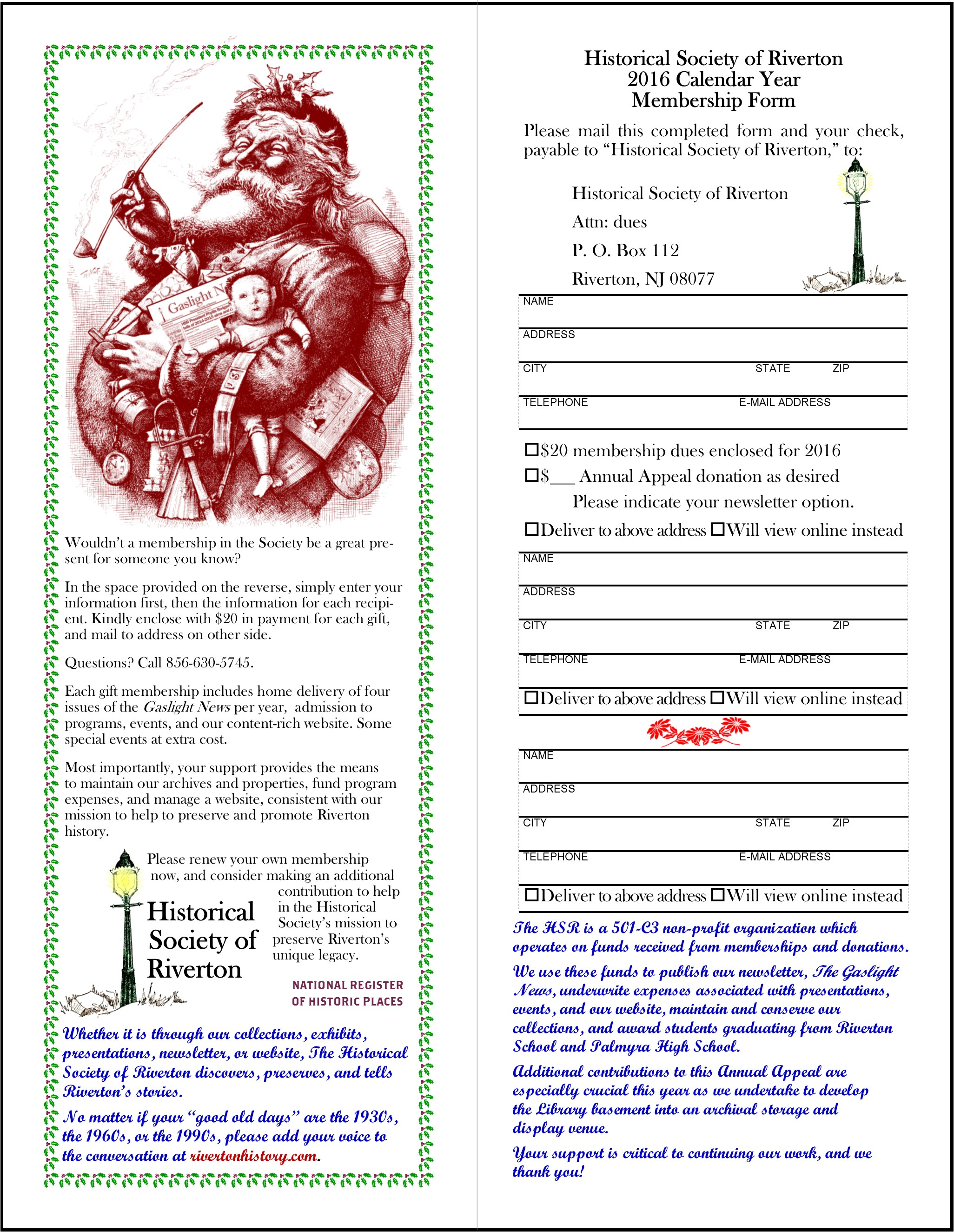 2016 membership dues form for printing (Copy)