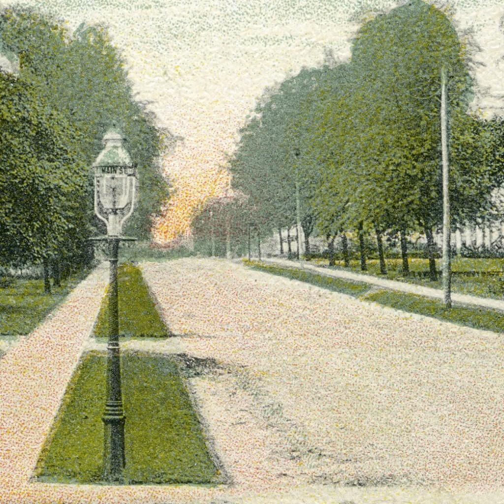 detail from 1914 Riverton postcard