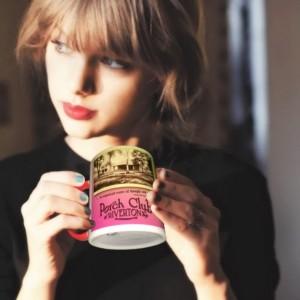 Taylors mug