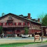 Log Cabin Hotel, Medford, NJ, postmarked 1963