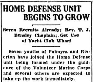 Palmyra Weekly News, April 6, 1917